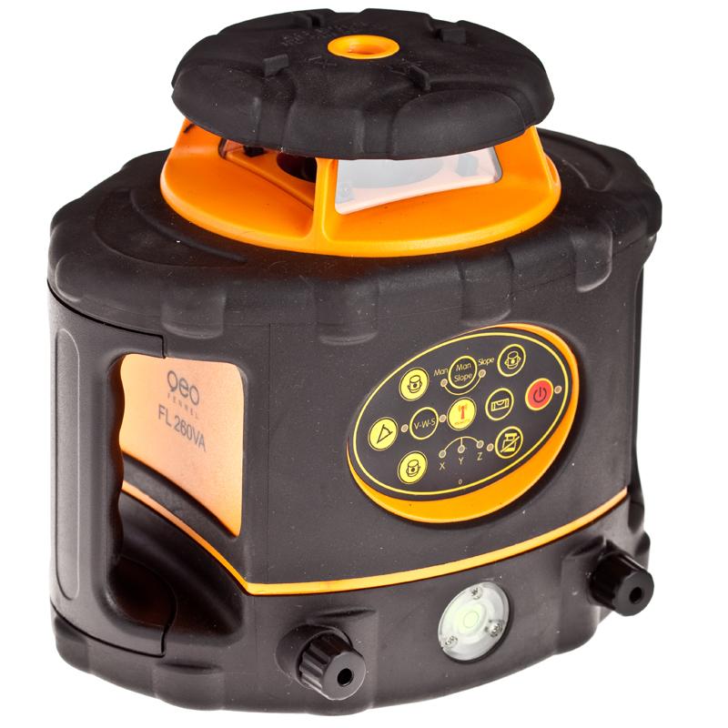 Лазерный нивелир geo-FENNEL FL 260 VA  лазерный нивелир geo fennel fl 210 a