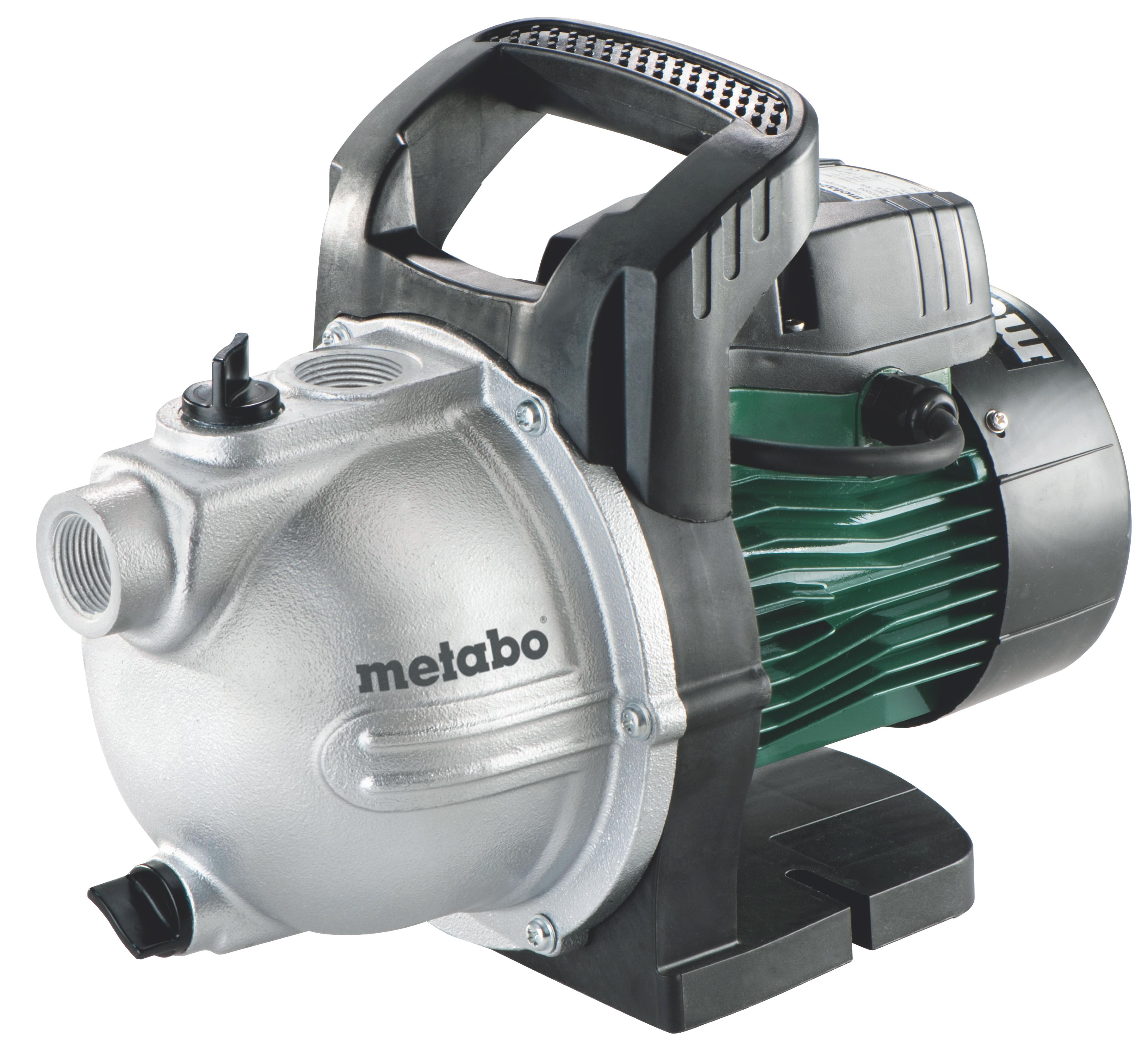 Поверхностный насос Metabo P 2000 G  поверхностный насос metabo p 2000 g