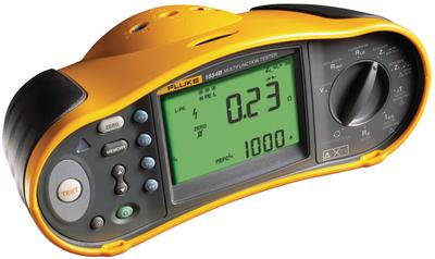 Многофункциональный тестер установок Fluke 1654B  тестер пробник fluke t150