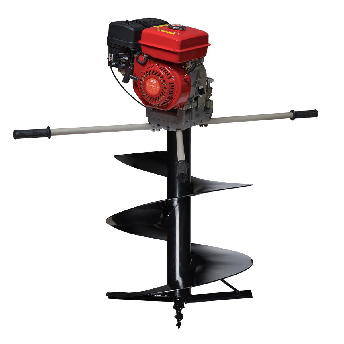 Бензобур ADA GroundDrill-14 Revers ada instruments grounddrill 14 revers без шнека