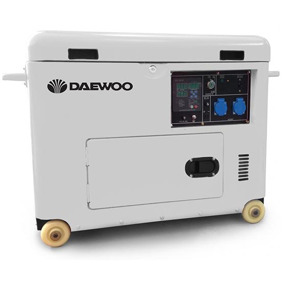 Генератор дизельный DAEWOO DDAE7000SE  генератор дизельный daewoo ddae6000xe