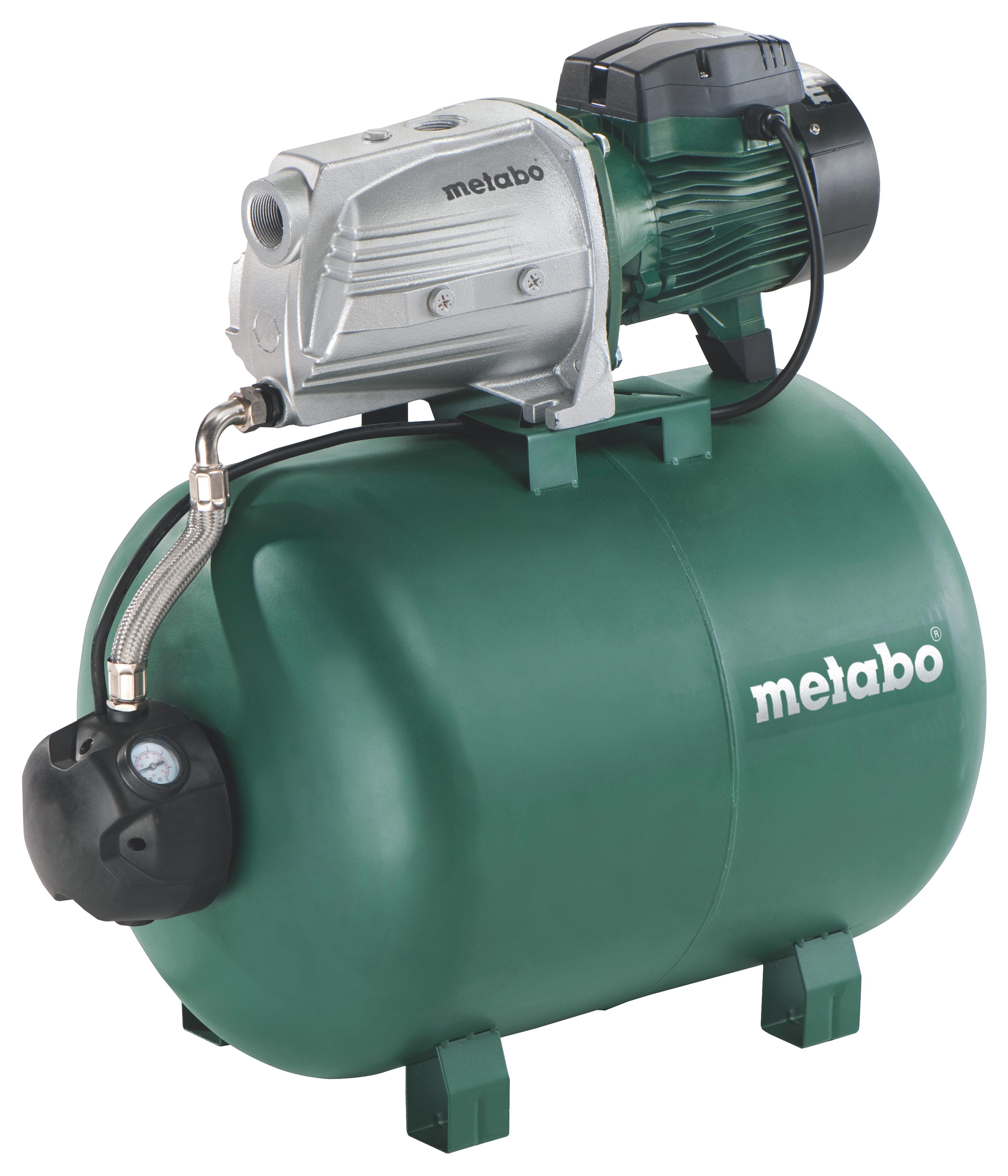 Насосная станция Metabo HWW 9000/100 G  насосная станция metabo hww 3300 25 g